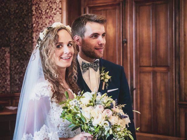 Le mariage de Morgane et Victor