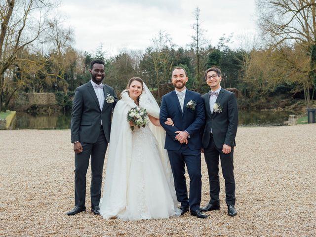 Le mariage de Frédéric et Isabelle à Élancourt, Yvelines 10