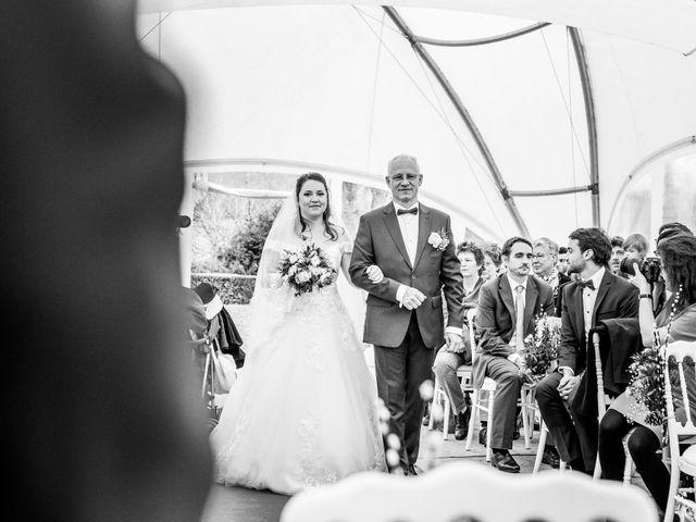 Le mariage de Frédéric et Isabelle à Élancourt, Yvelines 9