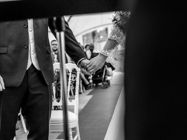 Le mariage de Frédéric et Isabelle à Élancourt, Yvelines 8