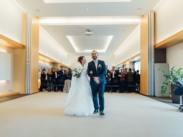 Le mariage de Frédéric et Isabelle à Élancourt, Yvelines 11