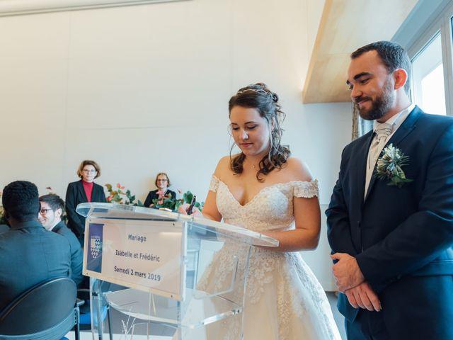 Le mariage de Frédéric et Isabelle à Élancourt, Yvelines 25