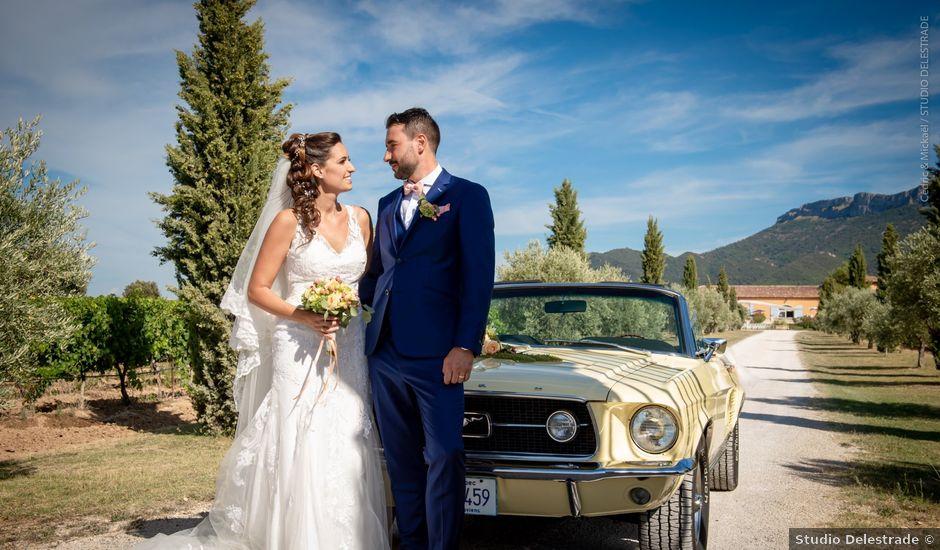 Le mariage de Julien et Marina à Trets, Bouches-du-Rhône