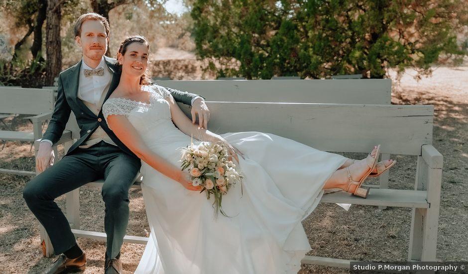 Le mariage de Antoine et Laura à Marguerittes, Gard