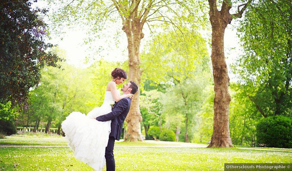 Le mariage de Médéric et Charlène à Foussignac, Charente
