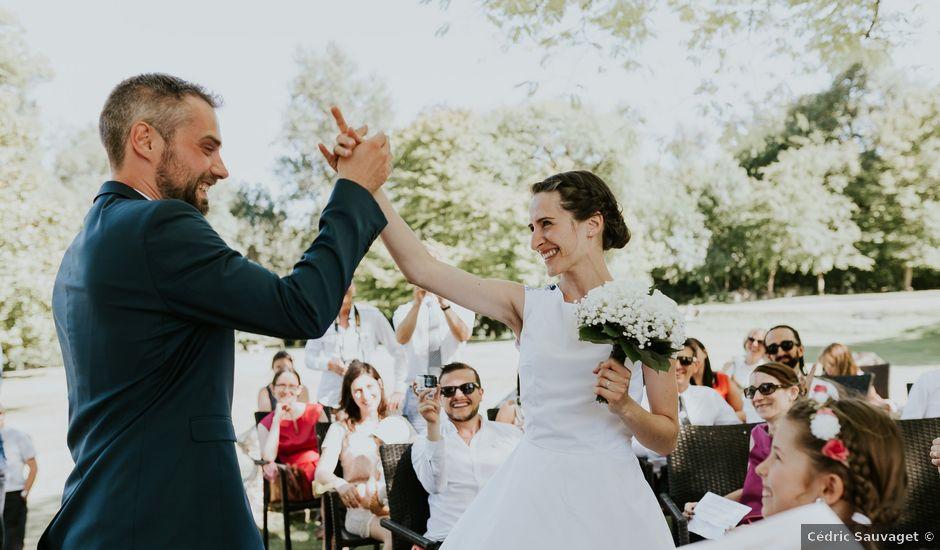 Le mariage de Aurélien et Marion à Crazannes, Charente Maritime