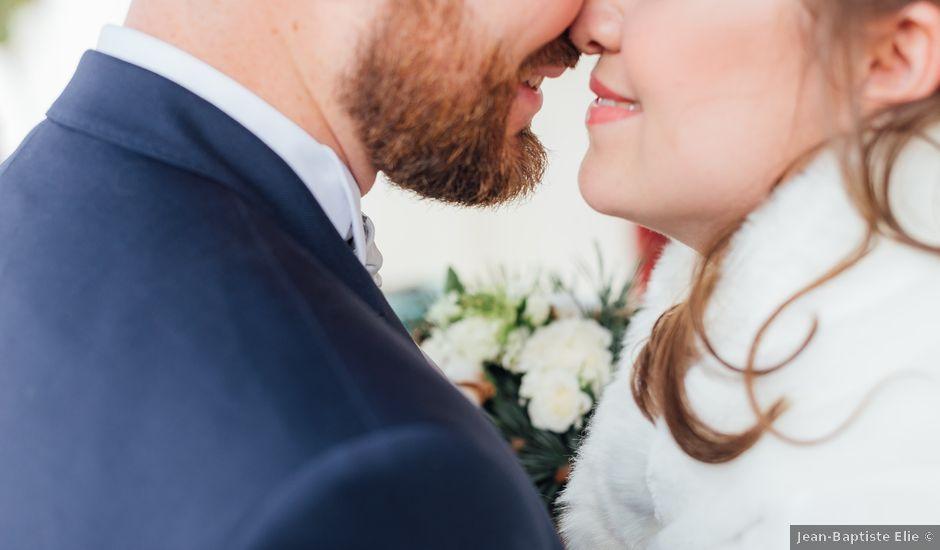 Le mariage de Frédéric et Isabelle à Élancourt, Yvelines