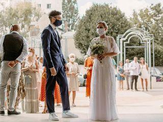 Le mariage de Hugo et Morgane