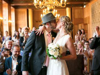 Le mariage de Tiphaine et Brice