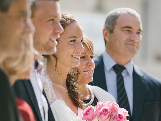 Le mariage de William et Marine à Cantenay-Épinard, Maine et Loire 8