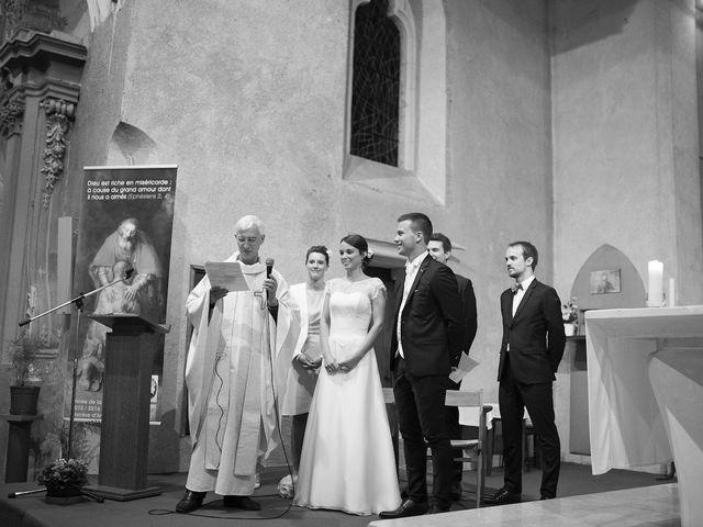 Le mariage de William et Marine à Cantenay-Épinard, Maine et Loire 21