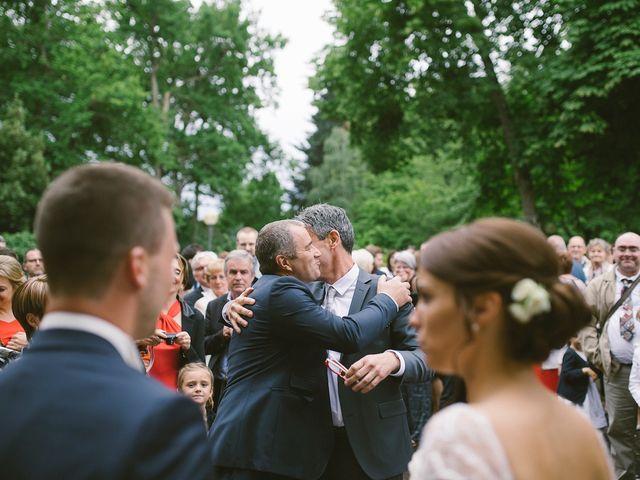 Le mariage de William et Marine à Cantenay-Épinard, Maine et Loire 24