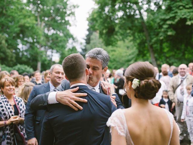 Le mariage de William et Marine à Cantenay-Épinard, Maine et Loire 25
