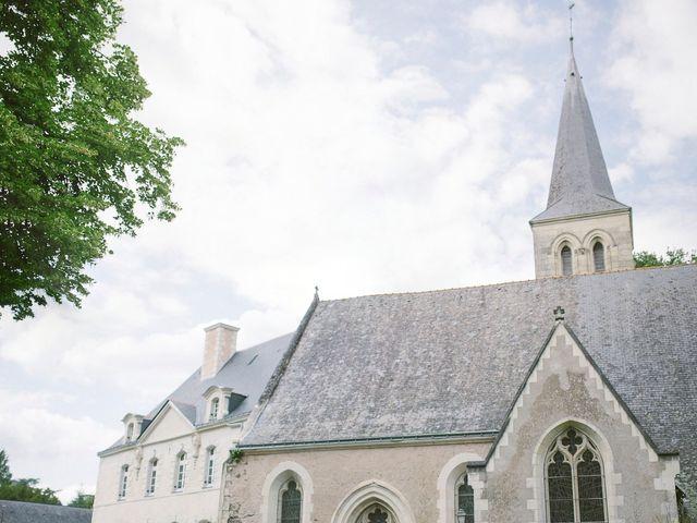 Le mariage de William et Marine à Cantenay-Épinard, Maine et Loire 26