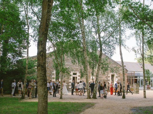 Le mariage de William et Marine à Cantenay-Épinard, Maine et Loire 29