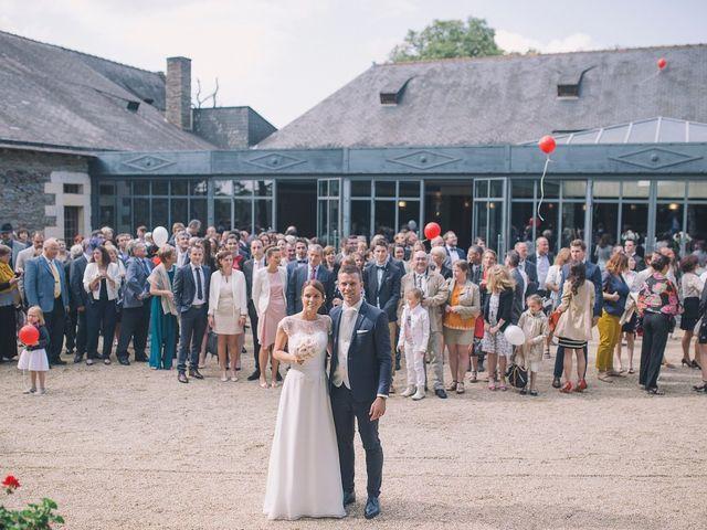 Le mariage de William et Marine à Cantenay-Épinard, Maine et Loire 30