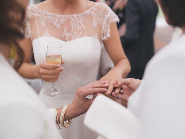 Le mariage de William et Marine à Cantenay-Épinard, Maine et Loire 31