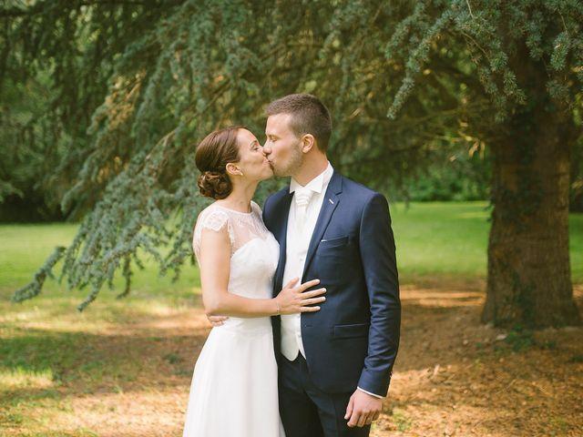 Le mariage de William et Marine à Cantenay-Épinard, Maine et Loire 37
