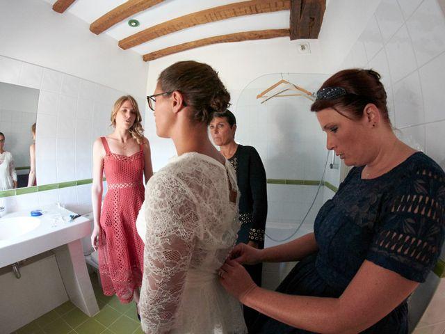 Le mariage de Yann et Pauline à Vouvray, Indre-et-Loire 8