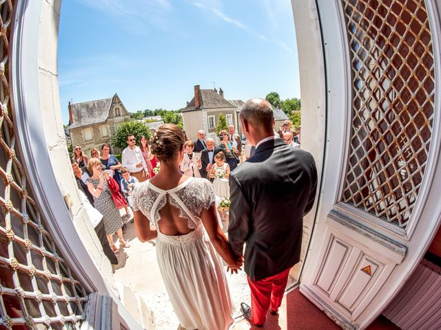 Le mariage de Yann et Pauline à Vouvray, Indre-et-Loire 1