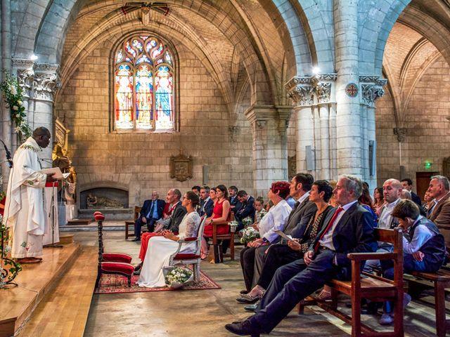 Le mariage de Yann et Pauline à Vouvray, Indre-et-Loire 16