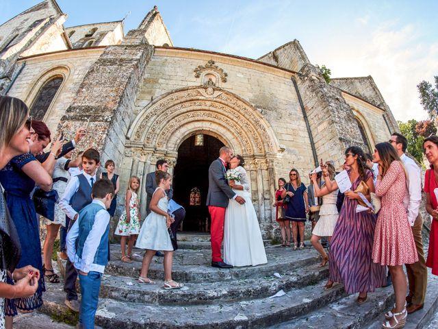 Le mariage de Yann et Pauline à Vouvray, Indre-et-Loire 17