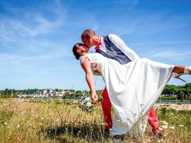 Le mariage de Yann et Pauline à Vouvray, Indre-et-Loire 36