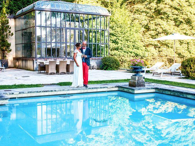 Le mariage de Yann et Pauline à Vouvray, Indre-et-Loire 37