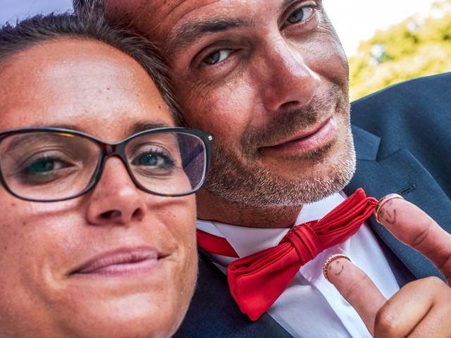 Le mariage de Pauline et Yann