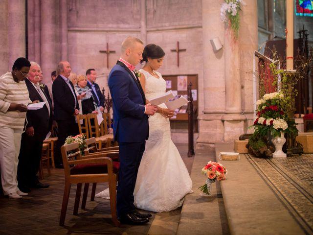 Le mariage de François et Odile à Lagny-sur-Marne, Seine-et-Marne 32