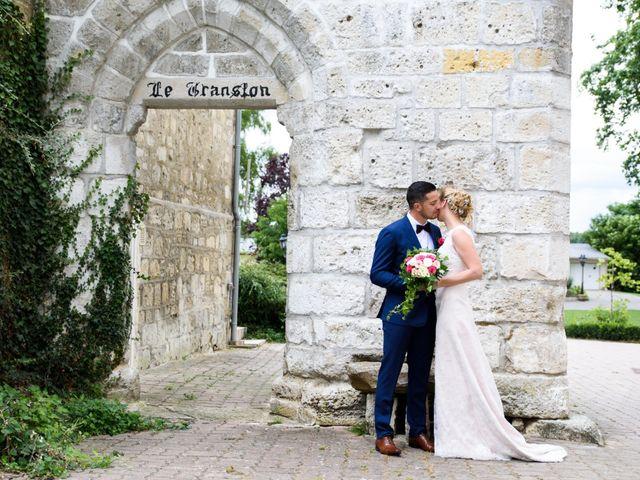 Le mariage de Luke et Marion à Saint-Pierre-Aigle, Aisne 11