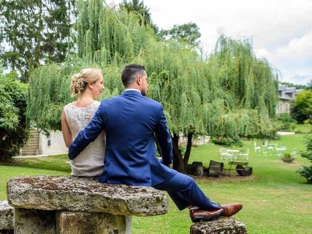 Le mariage de Luke et Marion à Saint-Pierre-Aigle, Aisne 13