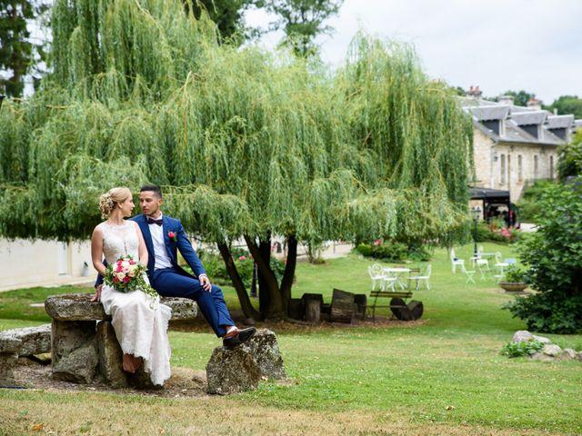 Le mariage de Luke et Marion à Saint-Pierre-Aigle, Aisne 14