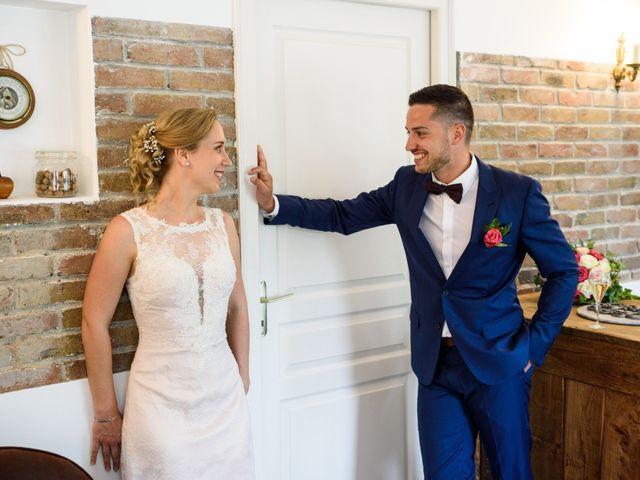 Le mariage de Marion et Luke