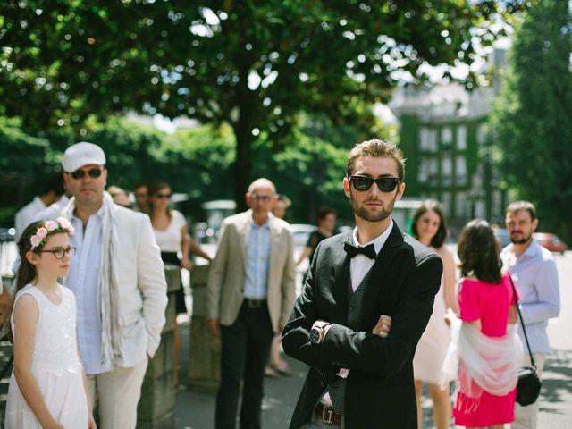Le mariage de Brice et Tiphaine à Nantes, Loire Atlantique 2