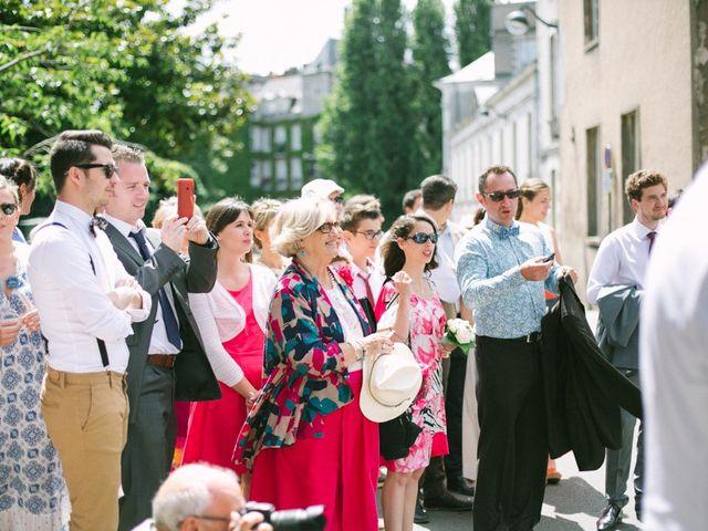 Le mariage de Brice et Tiphaine à Nantes, Loire Atlantique 17