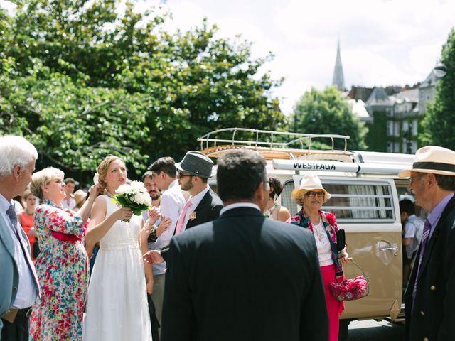 Le mariage de Brice et Tiphaine à Nantes, Loire Atlantique 28
