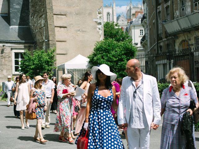 Le mariage de Brice et Tiphaine à Nantes, Loire Atlantique 32