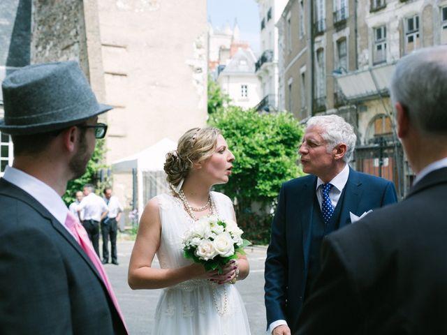 Le mariage de Brice et Tiphaine à Nantes, Loire Atlantique 34