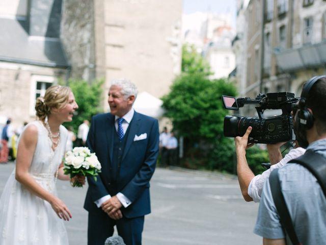 Le mariage de Brice et Tiphaine à Nantes, Loire Atlantique 36
