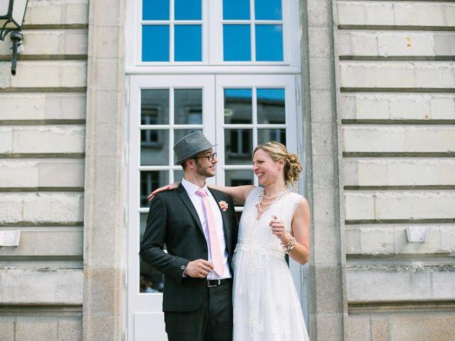 Le mariage de Brice et Tiphaine à Nantes, Loire Atlantique 84