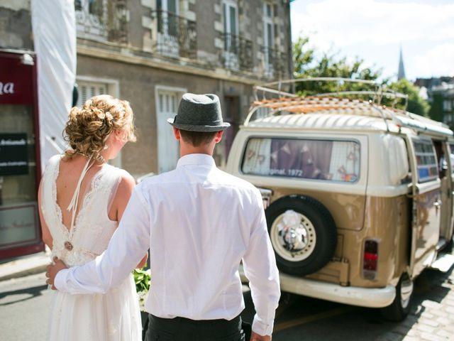 Le mariage de Brice et Tiphaine à Nantes, Loire Atlantique 94