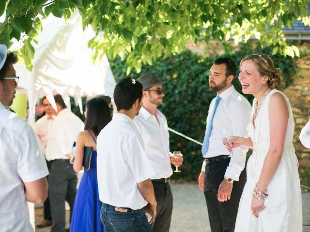 Le mariage de Brice et Tiphaine à Nantes, Loire Atlantique 143