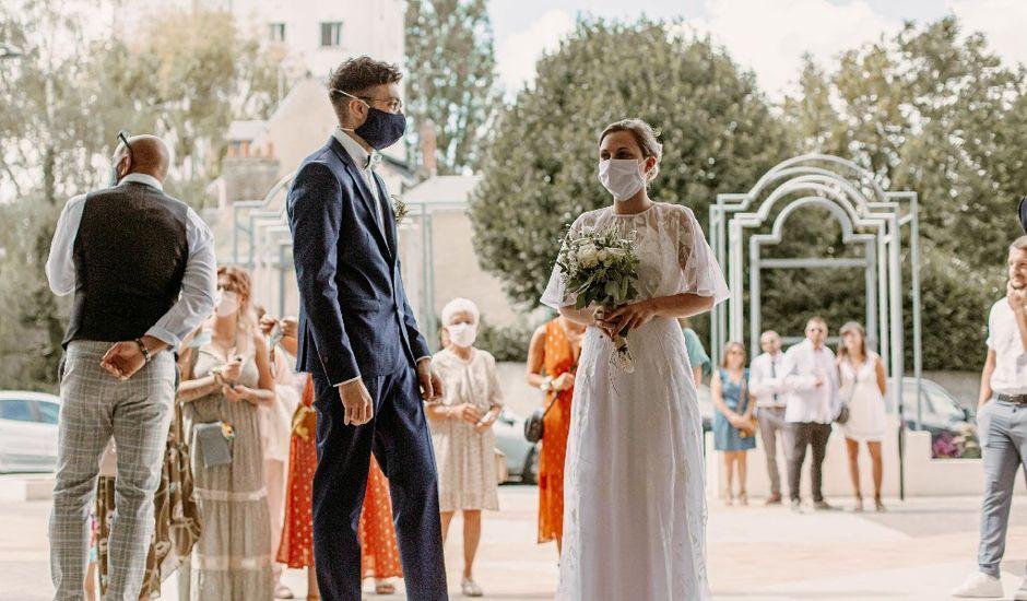 Le mariage de Morgane et Hugo à Joué-lés-Tours, Indre-et-Loire