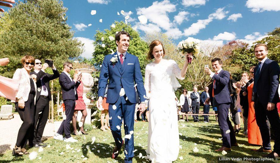 Le mariage de Alexandre et Audrey à Saint-Père-en-Retz, Loire Atlantique