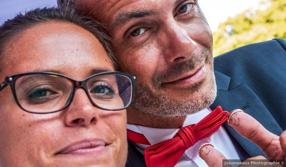 Le mariage de Yann et Pauline à Vouvray, Indre-et-Loire