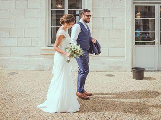Le mariage de Estelle et Romain 1