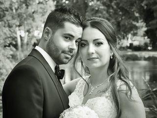 Le mariage de Alison et Jonathan