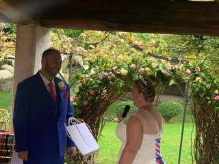 Le mariage de Marjorie et Alex 1