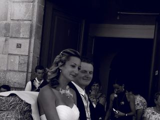 Le mariage de Alexina  et Clément